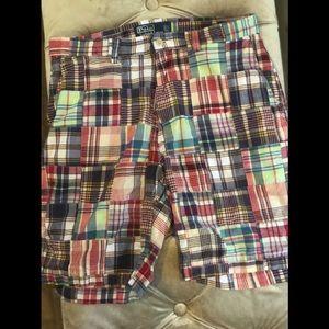 ❤️🥂🎉🎊HOST PIC Vintage Polo Ralph Lauren shorts.